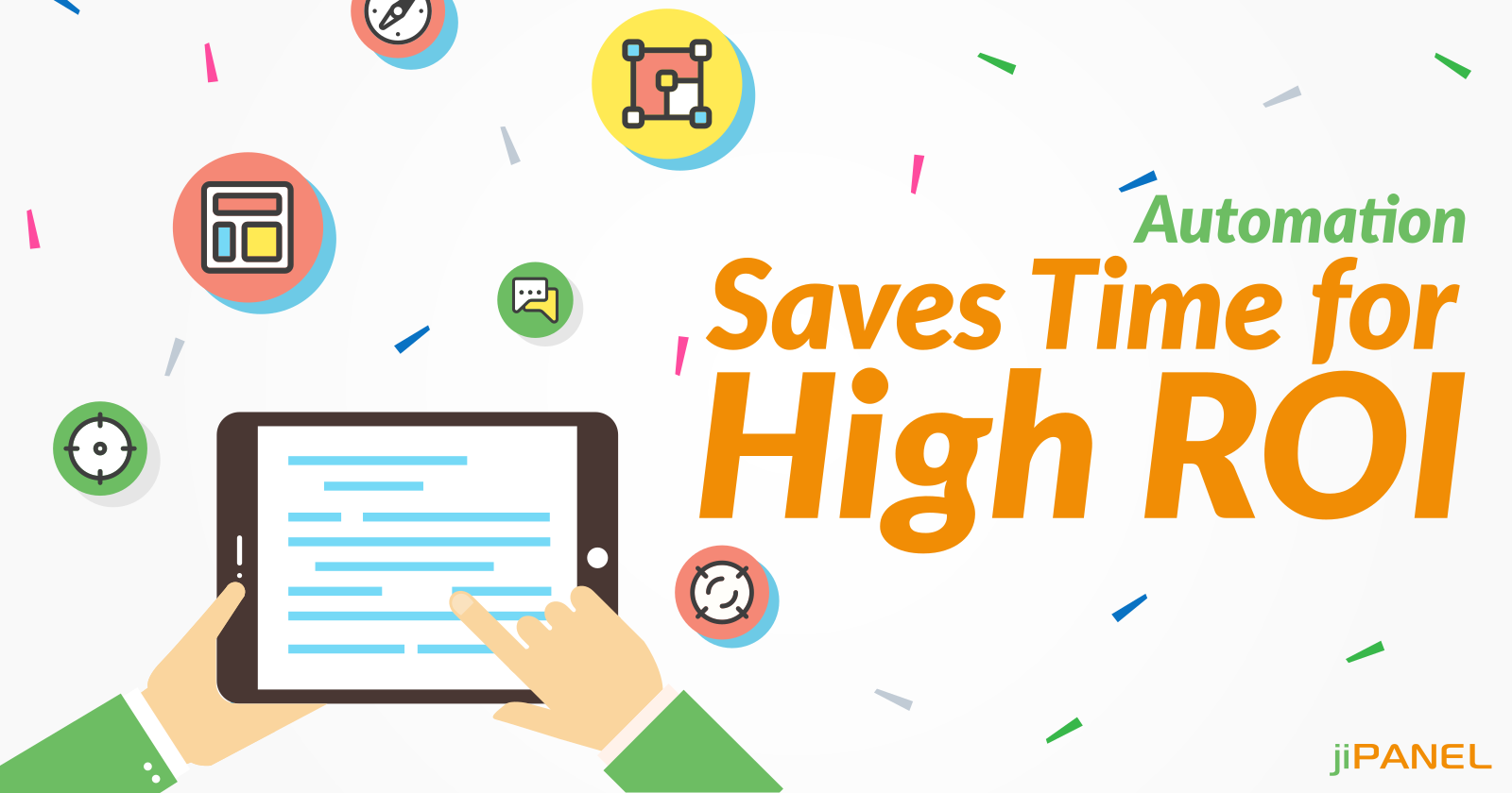 Automating Processes: Saves Time for High ROI