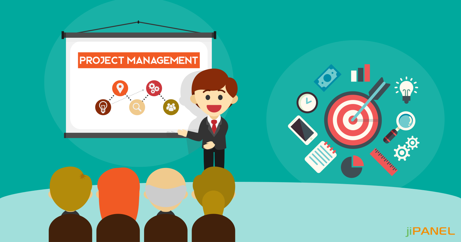 A Smarter Approach Towards Successful Project Management