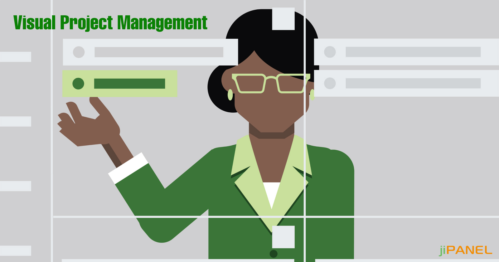 Introducing The Visual Form of Project Management System
