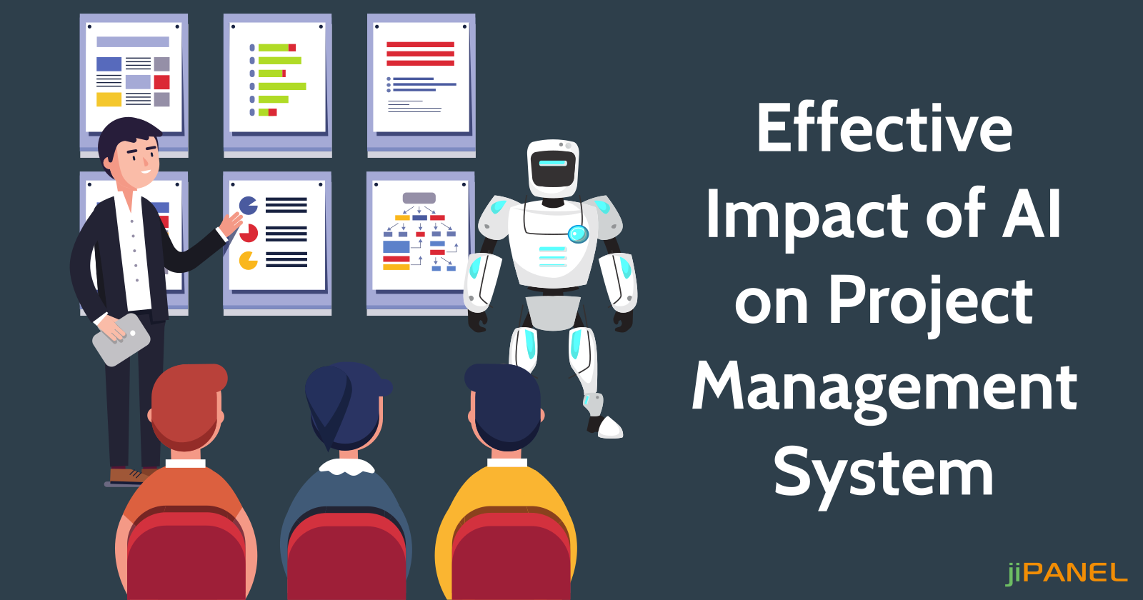 Effective Role of Bots and AI in Project Management