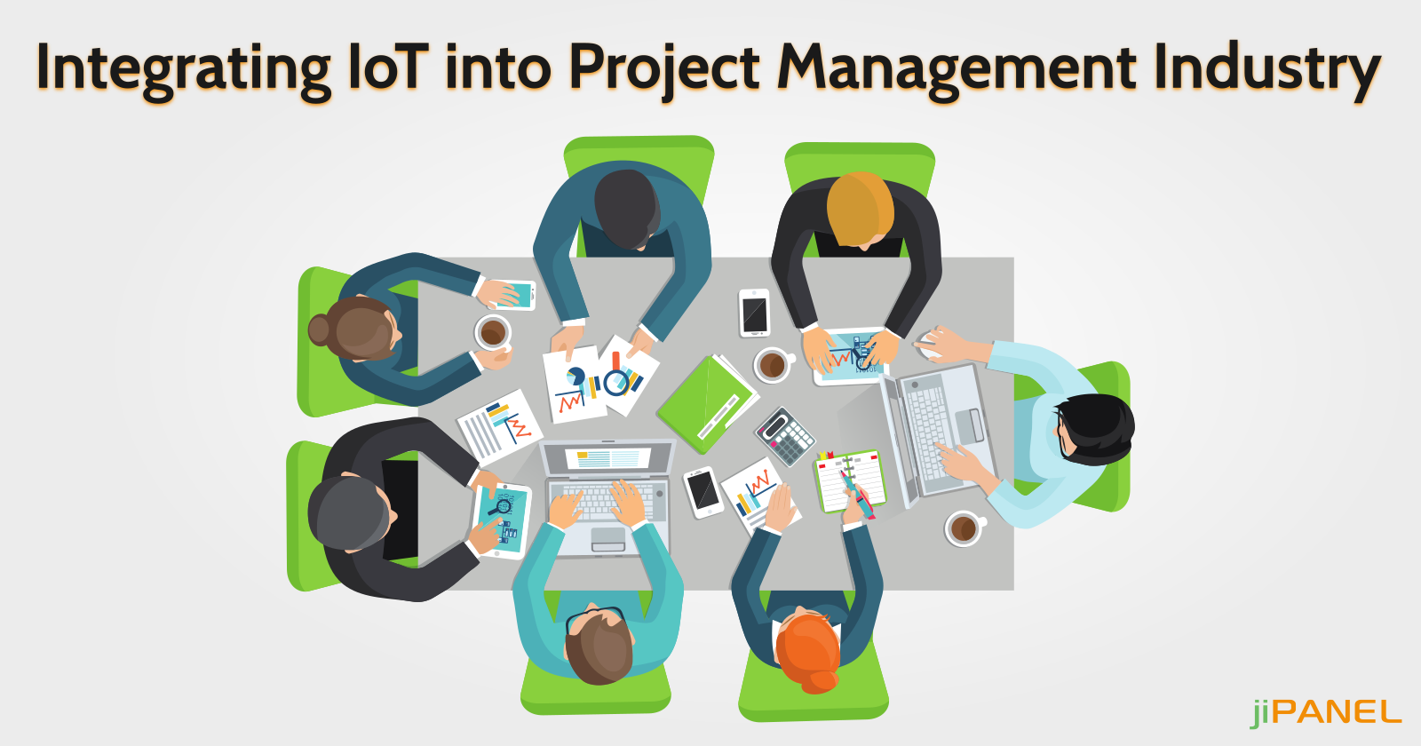 How IoT will Tranform the Project Management Industry