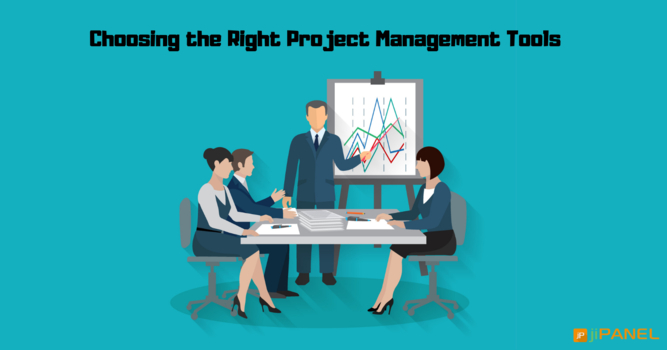 Tips For Choosing The Right Project Management Tool