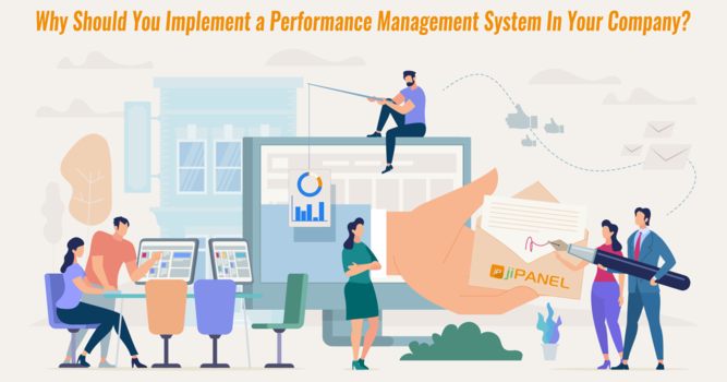 Why Should You Implement a Performance Management System In Your Company?