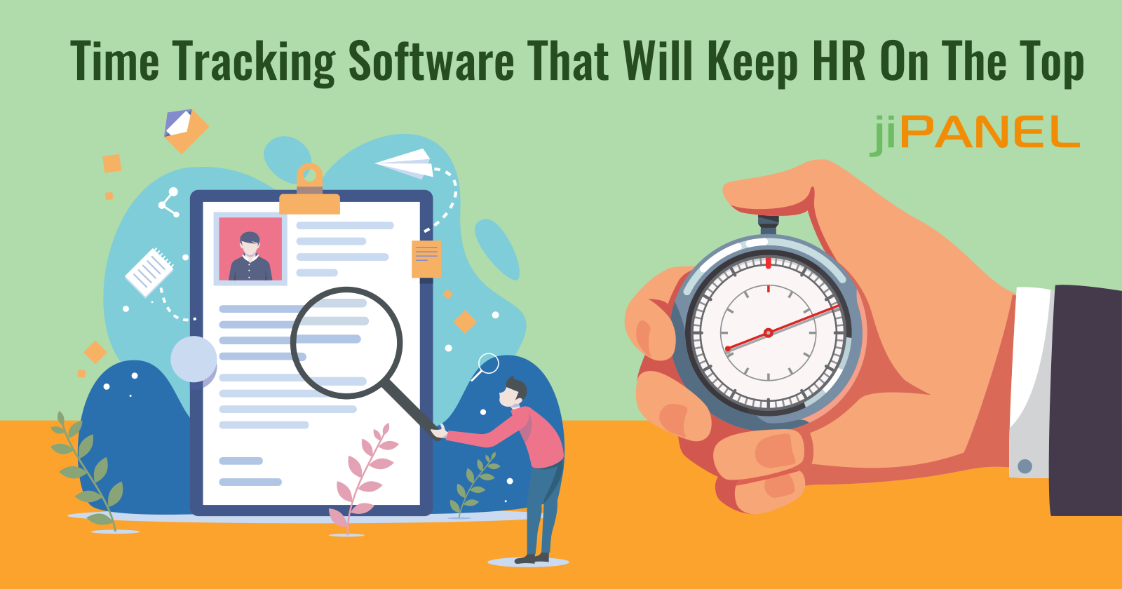 Time Tracking Software That Will Keep HR On The Top