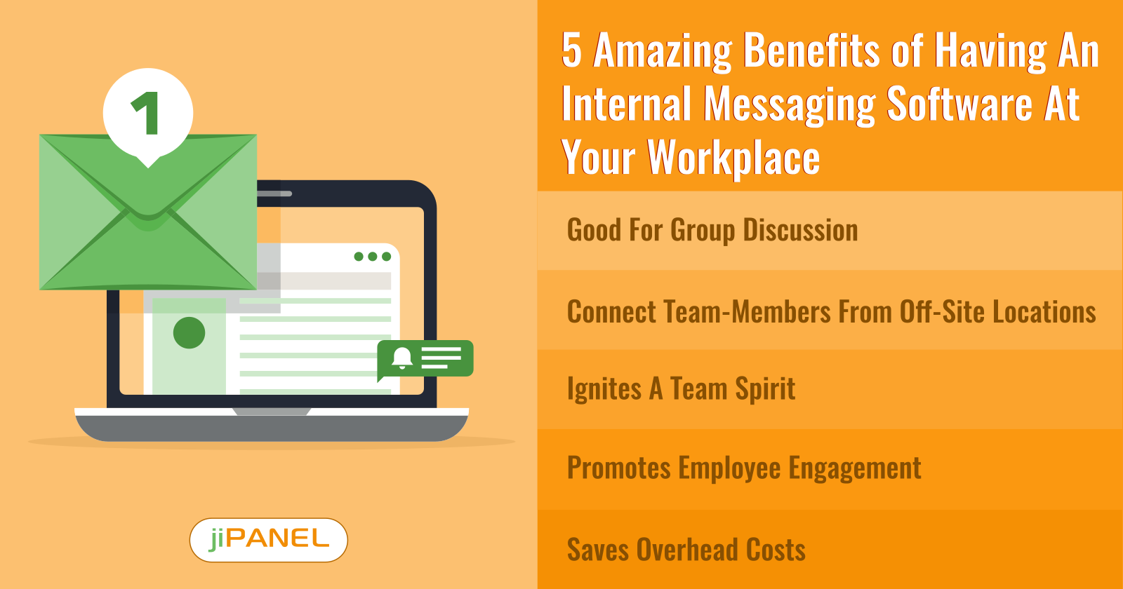 5 Amazing Benefits of Having An Internal Messaging Software At Your Workplace